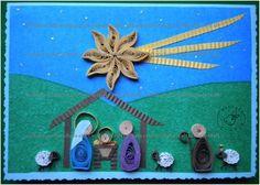 Quilling - Card 26 by Eti-chan.deviantart.com on @deviantART