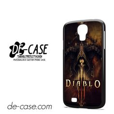Diablo Games DEAL-3236 Samsung Phonecase Cover For Samsung Galaxy S4 / S4 Mini