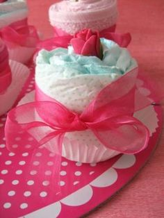 daiper cupcake