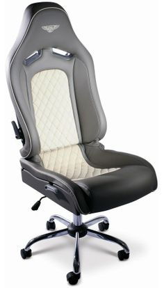 I want a Bentley office chair! Mobiliario y Sillas de Oficina