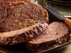 Southwest Meatloaf Recipe - Diabetic Gourmet Magazine - Diabetic Recipes