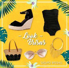 Atrapa las miradas con este look playero. #Outfit #Fashion