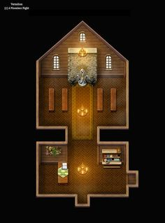 Game & Map Screenshots 6 - General Discussion - RPG Maker Forums