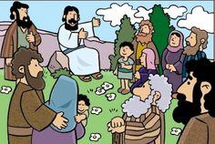 Mt 5, 1-12 In quel tempo, vedendo le folle, Gesù salì sul monte: si pose a sedere e si avvicinarono a lui i suoi discepoli. ...