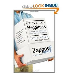 Book from the CEO of Zappos. The best selfpromo for a company are happy employees. It doesn't matter if you make shoes or running an advertising agency. Very inspirational!