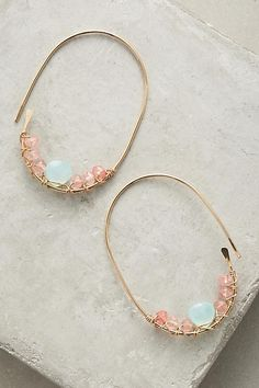 Aurelia Hoops - anthropologie.com