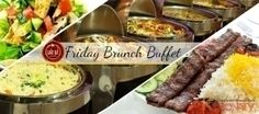 Relish the Mouth-Watering #Friday #Brunch #Buffet with Shesha for 59 AED. Includes Appetizers + Main Courses + #Desserts at Abu Ali #Restaurant Sheikh Zayed Road.  To check/buy the #deal, click on the below link http://www.kobonaty.com/en/deal/abu-alirestaurantandcafe/1488/