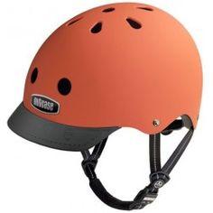 Dutch Orange GEN3 Super Solid Nutcase hjelm #SkønCykelhjelm #Cykelhjelm #Cykeltur #CykelFerie #BilligCykelhjelm #OrangeNutcasehjelm #BilligNutcaseCykelhjelm #SikkerTrafik