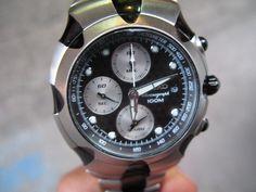 S 156g Man s Wrist Watch SEIKO® CHRONOGRAPH Movenment JAPAN by spyrinex06 on Etsy