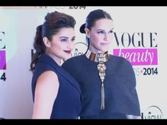Parineeti Chopra OR Neha Dhupia | Who is Gorgeous at Vogue Beauty Awards 2014.