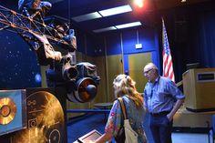 Visitamos la NASA en Pasadena, California, y nos guió el argentino Miguel San Martín, Jefe de Guiado, Navegación y Control de Naves Espaciales.
