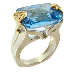 Blue-Jewel.com - East West Emerald Cut  Maxi Blue Topaz Ring, $979.00 (http://blue-jewel.com/east-west-emerald-cut-maxi-blue-topaz-ring/)