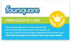 Ambassador Card - curated by www.mylittlebigshop.fr