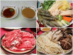 샤브샤브 Korean Food, Spaghetti, Cooking, Ethnic Recipes, Kitchens, Kitchen, Korean Cuisine, Noodle, Brewing