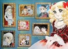 Feh Yes Vintage Manga Candy Pictures, Candy Images, Old Anime, Anime Manga, History Of Manga, Candy Anthony, Candy Y Terry, Dulce Candy, Candy S