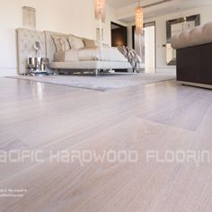 French Oak, White wash, wide planks