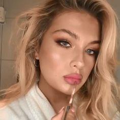 Makeup tips makeup bare minerals makeup MakeUp tips Contouring Makeup, Skin Makeup, Eyebrow Makeup, Bridal Makeup, Wedding Makeup, Prom Makeup, Makeup Goals, Makeup Tips, Make Up Tutorial Contouring