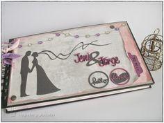 Guestbook weeding - Libro de firmas para boda