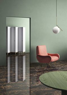 We already introduced you to Italian design studio Terzo Piano , they r… – Interior Design Trends Italian Interior Design, Home Interior Design, Interior Styling, Interior And Exterior, Interior Decorating, Interior Plants, Luxury Interior, Decorating Tips, Modern Interior