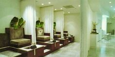 Great Looking Pedicure Areas to Inspire Your Inner Designer - Style - NAILS Magazine