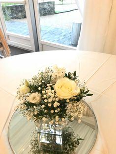 Centrepiece Ideas, Wedding Table Centerpieces, Table Decorations, Wedding Flowers, Weddings, Floral, House, Home Decor, Wedding Table Centrepieces