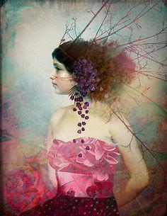 Catrin Welz-Stein: Portrait in Pastell 2