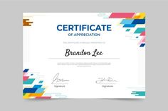 Certificate Of Completion Template, Certificate Of Achievement Template, Certificate Format, Certificate Design, Certificate Templates, Speech Classroom Decor, Award Template, Certificate Of Appreciation, Pink Themes
