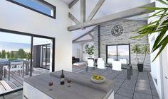 Plan de maison no. W3046 de dessinsdrummond.com | Plant | Pinterest ...