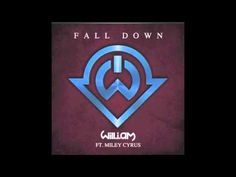 will.i.am feat. Miley Cyrus - Fall Down (Audio Only) - Feels good to have new Miley music again! Not a fan of her song with Snoop but I love this one :)