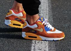 Nike Air Max 90 Curry - 2016 (by kifraaan)