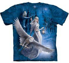 Allegiance NWT The Mountain 100/% Cotton Women/'s T-Shirt
