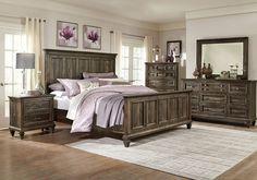 Levin Furniture Bedroom Set