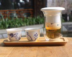 Emporer's Fish Tea Set