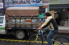 Truck an Bike