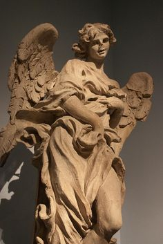 Bernini study in the Vatican museum