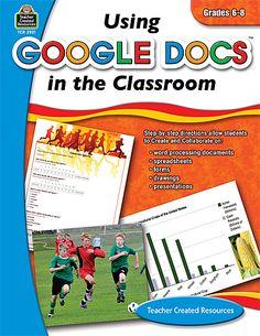 Using Google Docs in the Classroom Grade 6-8