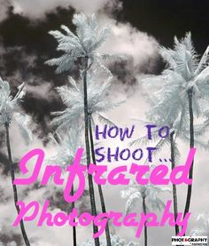 You used to need an infrared camera or film to shoot infrared photography, but now you can achieve infrared photography in Lightroom.
