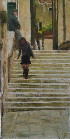 George Bodine... | Kai Fine Art