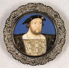 Henry VIII, King of England, circa 1520.