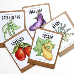 How to Throw A Seed Selling Fundraiser |Moomah the Magazine