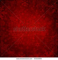 stock photo : red christmas grunge texture background