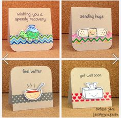 Get Well Soon cards More