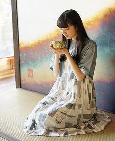 ohta オオタ ohta2015SS ohta通販 Japan Fashion, Kawaii Fashion, Japanese Beauty, Asian Beauty, Cute Girls, Cool Girl, Nana Komatsu, Mori Fashion, Cute Japanese Girl
