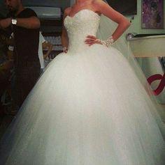 Beautiful Cinderella dress