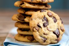 Desserts, Food, Instagram, Easy Chocolate Chip Cookies, Sweet And Saltines, Food Cakes, Tailgate Desserts, Dessert, Postres