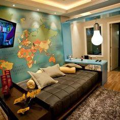 Uma atmosfera de amor em sua casa é muito importante. Faça tudo que puder para criar um lar tranquilo e com harmonia. Dalai Lama