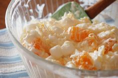 Facebook Pinterest PrintIngredients: 1 box instant vanilla pudding, sugar-free 1 can mandarin oranges, drained 1 container fat-free Cool Whip, 8 oz l box sugar free Orange Jello Directions: Dissolve jello in 1 cup boiling water. Add 3 ice cubes to a cup and fill with cold water. Stir until dissolved and set aside for 5 minutes to cool. Drain oranges and set aside. With elextric mixer stir in instant pudding (dry) to jello, beating until pudding is well mixed. Let stand for 15 minutes. Then…