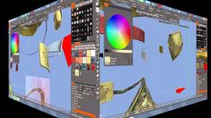 IVAN (текстурирование 3) 3D Coat урок