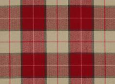Bonham Lacquer Red - Bonham : Designer Fabrics & Wallcoverings, Upholstery Fabrics
