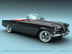 1953 Studebaker Wagon | 1953 Studebaker Custom Roadster